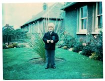 1975 Paul Veverka 1st day at High Blantyre Primary