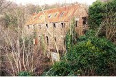 2004 The ruined Blantyre works mill factories