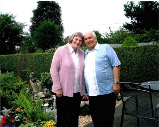2007 Joe and Janet Veverka (my parents)