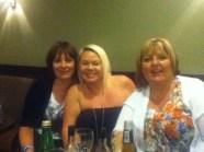 2011 Blantyre Girls, Letitia, Fiona & Sharon reunion (PV)