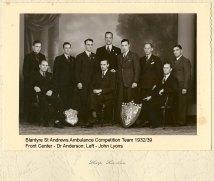 1939 St John's Ambulance Service