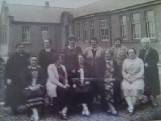 1934 Miners Welfare Women's Committee , Calder Street