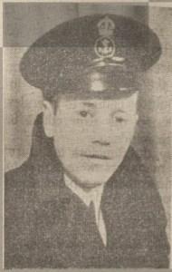 1941 James Millar of Broompark Road