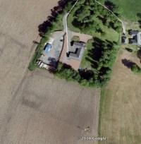 2014 Caldergrove Aerial view