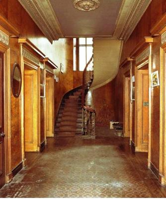 1982 Hall at Caldergrove House