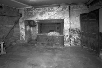 1982 Kitchen in NW basement Caldergrove House