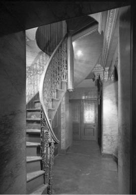 1982 Spiral Staircase at Caldergrove House