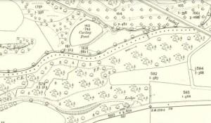 1910 curling pond map