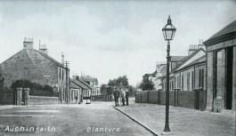 1910 High Blantyre Main Street