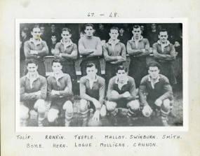 1947 Blantyre Celtic Football Club