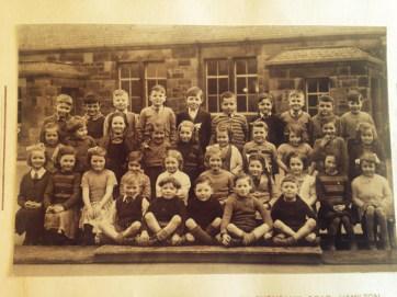 1951 Ness's School Low Blantyre