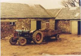 1980s Calderside Farm shared by Jim Cochrane