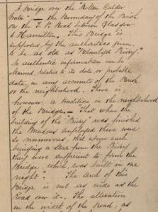 1859 description of Priory Bridge