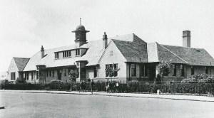 1930s Health Centre, Victoria Street Blantyre