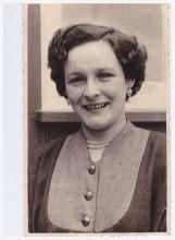 c1947 Frances Docherty