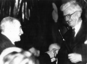 1952 John McCue and Mr McDonald (right) shared by June Roberts