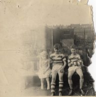 1959 Harry Barclay at Morris Cresc (d 5/4/13)