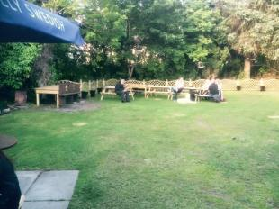 2015 June 20th Hoolets Beer Garden