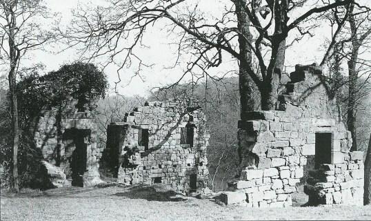 1920 Blantyre Priory by Robert McLeod Snr