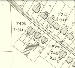 1910 Glasgow Road Map