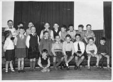 1950s Old Parish Sunday School, shared by Elizabeth Weaver