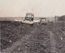 1965 Blantyre Greyhound Stadium renovations