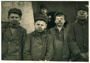 Children as young as 12 worked in Blantyres mines