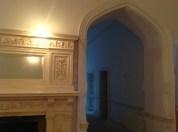 2014 Crossbasket Castle hallway undergoing renovation