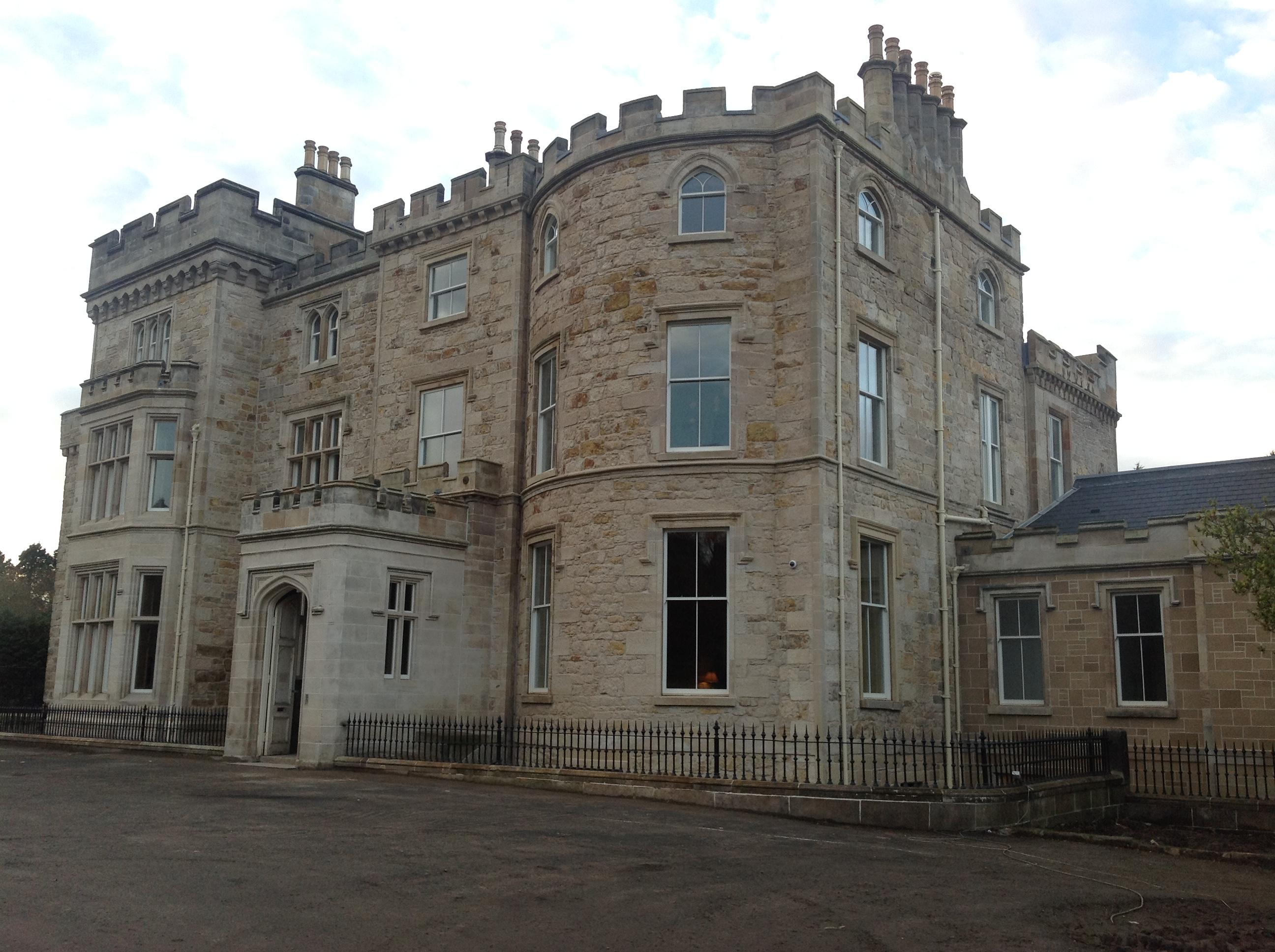 2014 Crossbasket Castle