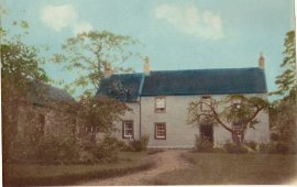 1940s Park House, near Park Farm shared by Alex Rochead