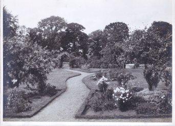 1930s Park House Gardens shared by Alex Rochead