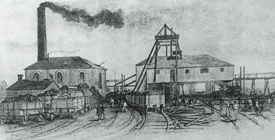 1877 Dixons Number 3 pit