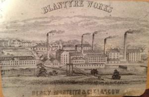 1880's Blantyre Works
