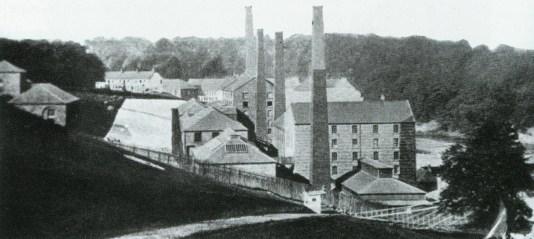 1905 Blantyre Works Village (PV)