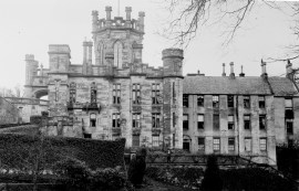 1910 Calderwood Castle. Photo by David Ritchie. (c) Paul Veverka