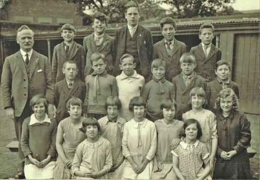 1929 High Blantyre Primary School shared by Robert Stewart