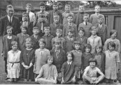 1929 High Blantyre Primary School by Robert Stewart