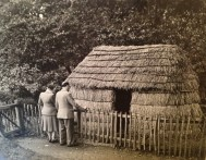 1930 David Livingstone hut shared by PV