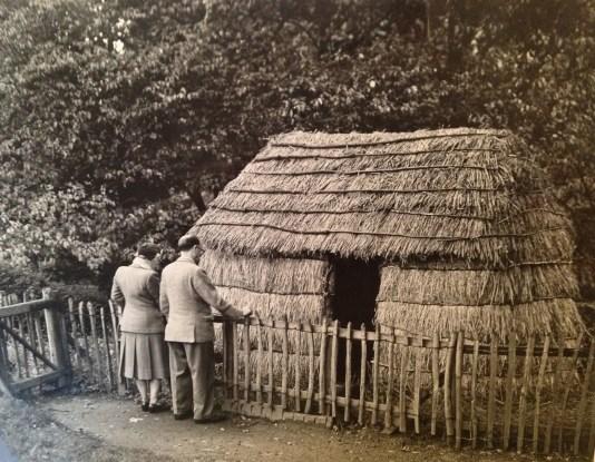 1930 David Livingstone hut shared by PV