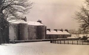 1930s David Livingstone Centre snowfall