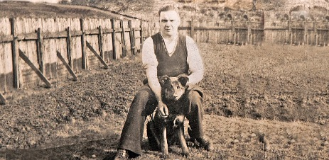 1940s Bill McDonald at Caldervale