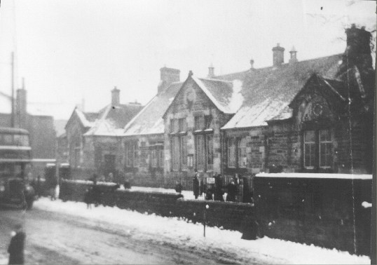1955 Hunthill Road High Blantyre Primary