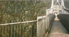 1970 Suspension Bridge. Shared by E Kerr