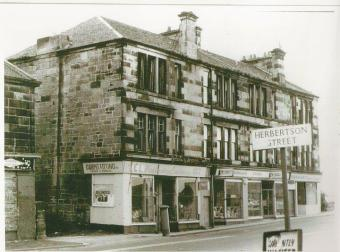 1977 Grants Building, Glasgow Road