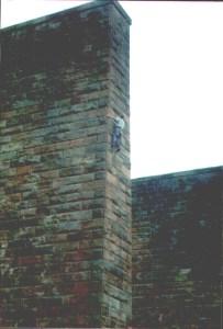 2000 Climbing at Greenhall Viaduct