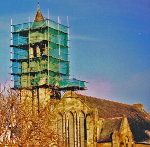 2000 Livingstone Church Repairs shared by R Stewart