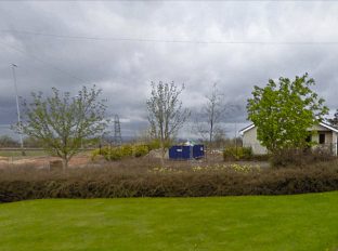 2012 Priestfield Entrance