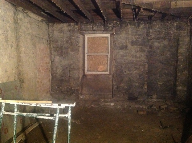 2013 October Croftfoot Studio Renovation, Blantyre (PV)
