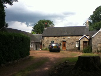2012 May Croftfoot House High Blantyre (PV)