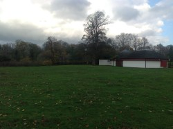 2014 Field to the left of the David Livingstone Centre